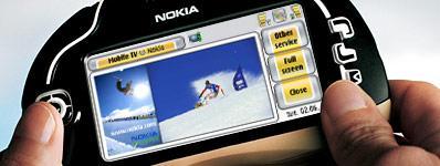 DVB-H ile El cihazlarına özellikle telefonlara mobil canlı TV
