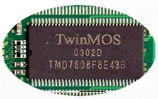 TwinMOS'dan DDR 466 (PC3700 )