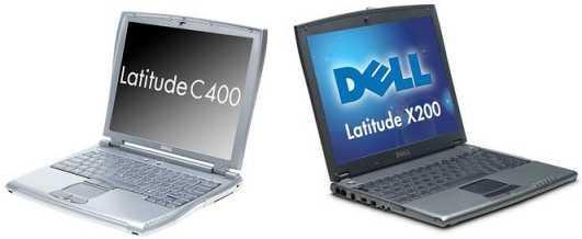 Dell Latitude C400 ve Latitude X200 artık Wi-Fi desteğiyle geliyor