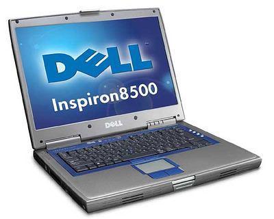 Dell Inspiron 8500: Apple tarzı 15.4