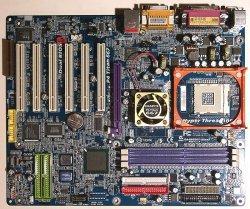 Gigabyte GA-8PE667 Ultra 2 anakart incelemesi: Yüksek performans, zengin içerik