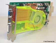 GeForce FX ilk test: TecChannel.de Nvidia Almanya'dan aldığı GeForce FX'i test etti