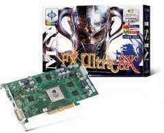 Yeni Ekran Kartları: MSI Asura GeForce FX ve Sapphire Radeon 9700 Atlantis Pro Ultimate