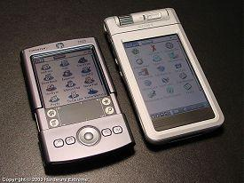 Yetenekli PDA'ler testte