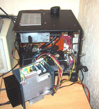 Warp2Search'ten proSilence 350 Watt fansız güç kaynağı testi