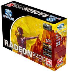 Sapphire Atlantis Radeon 9200 incelemesi