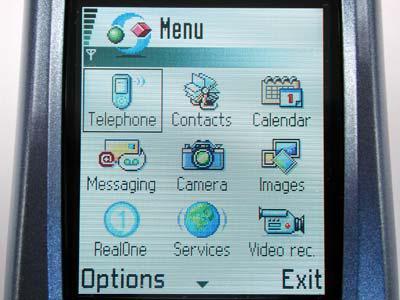 Nokia 3650: Yuvarlak tuş takımının önlenemez geri dönüşü : )