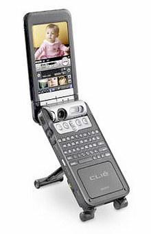 Sony Clie NZ90: 2 milyon piksel kameralı şık PDA