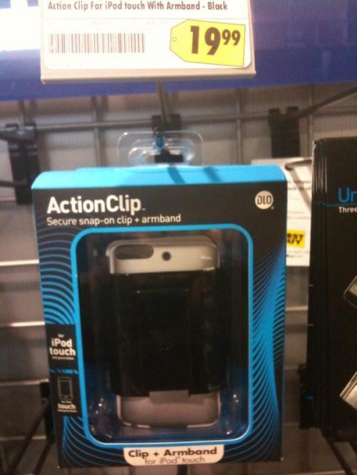 iPod Touch (2009)'dan kamera son anda mı çıkartıldı ?