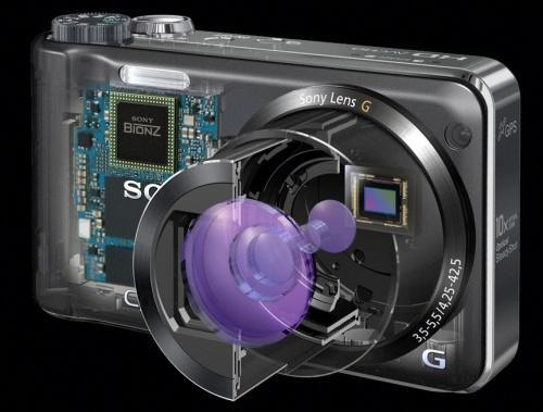 Sony, dünyanın ilk kompakt 1080i video kameralarını üretti