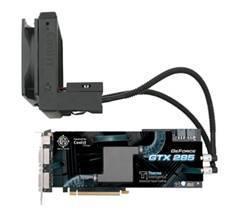 BFG sınırlı sayıdaki su soğutmalı GeForce GTX 295 H2OC ve GeForce GTX 285 H2O+ modellerini duyurdu