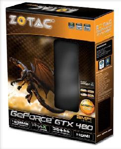 Hız aşırtmalı Fermi'ler yolda: Zotac'dan GTX 470 ve 480 AMP! Edition