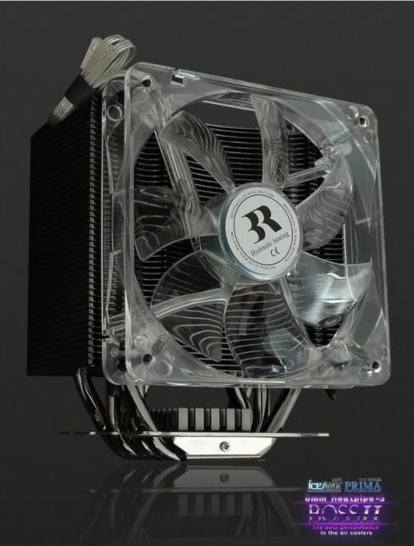 Yüksek performanslı işlemciler için yeni soğutucu; Boss 2