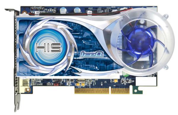 HIS Radeon HD 4670 ICEQ AGP modelini duyurdu