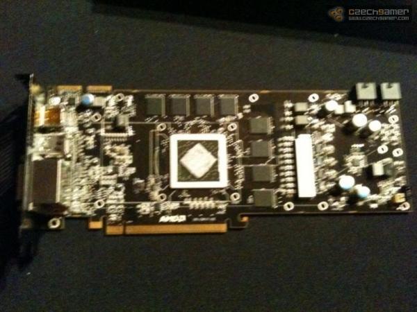ATi Radeon HD 5870 kameralara yakalandı