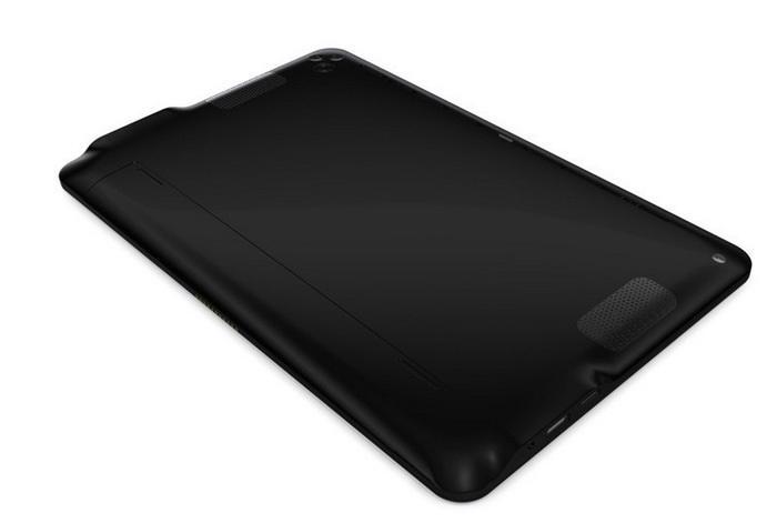 ICD, Tegra 2 kullanan yeni tableti Gemini'yi duyurdu