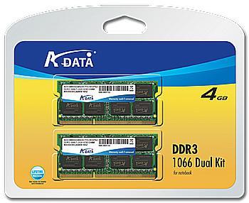 A-Data ürün gamını Intel sertifikalı yeni DDR3 kitleriyle genişletiyor