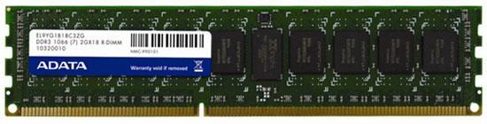 A-Data'dan Westmere-EP tabanlı Xeon işlemciler için yeni bellek modülleri