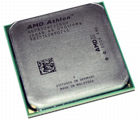 AMD, Athlon X2 7850 Black Edition işlemcisini duyurdu