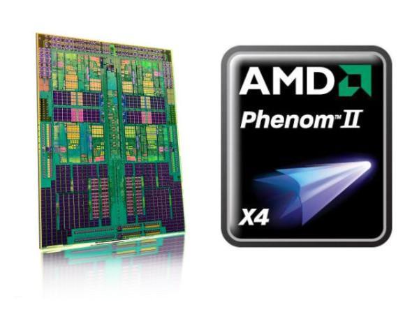 Enerji verimli Phenom II işlemciler yolda