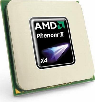AMD 95 Watt'lık Phenom II X4 945 işlemcisini resmi olarak duyurdu