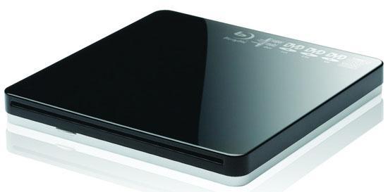 AMEX ultra-ince tasarımlı Blu-ray yazıcısını tanıttı