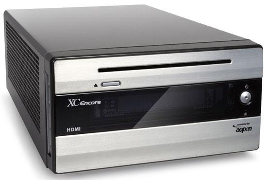AOpen'den oturma odaları için yeni medya bilgisayarı; XC Encore OE700