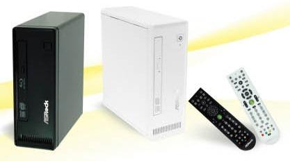 ASRock Nvidia ION tabanlı iki yeni nettop sistem hazırladı