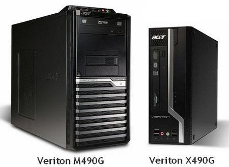 Acer'dan 2 yeni masaüstü bilgisayar