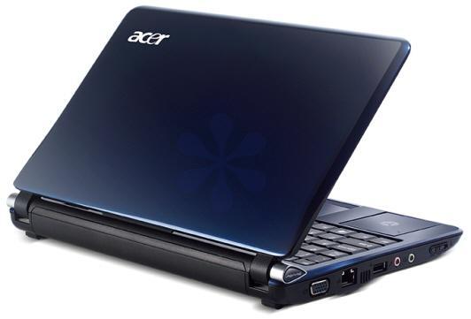 Acer'dan 1080p video oynatabilen netbook