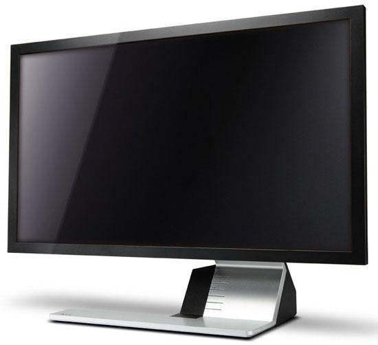 Acer'dan ultra-ince tasarımlı 24-inç monitör: S243HLbmii