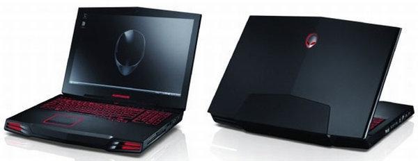 Alienware'den yüksek performanslı dizüstü bilgisayar; Allpowerful M17x