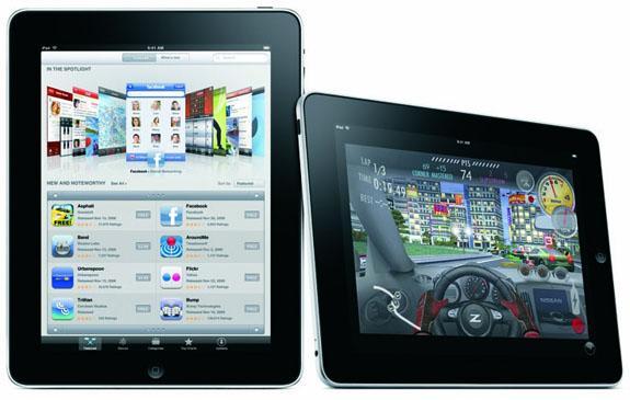 Apple, iPad'in Amerika satışına 3 Nisan'da başlıyor
