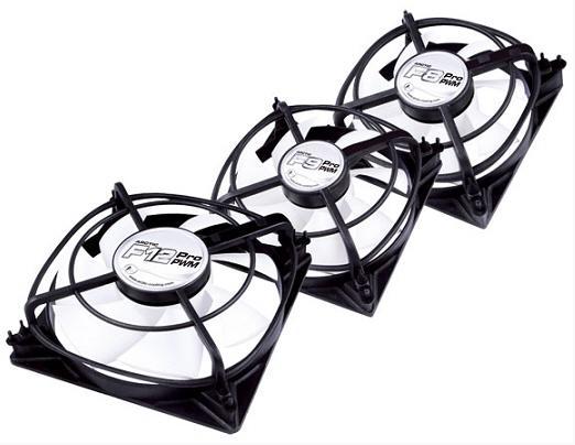 Arctic Cooling, Arctic F Pro PWM serisi yeni kasa fanlarını duyurdu