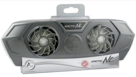 Arctic Cooling'den yeni dizüstü bilgisayar soğutucusu; Arctic NC
