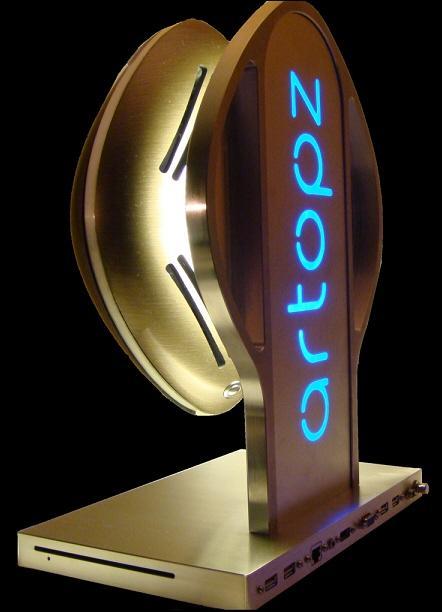 Tasarımı en farklı ION nettop: Artopz Minitopz