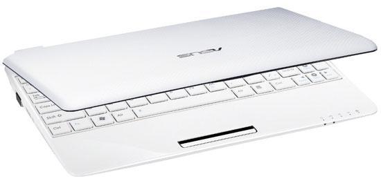 Asus'dan Atom 2 işlemcili yeni netbook: Eee PC 1005P
