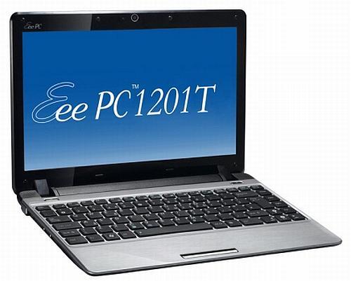 Ve Asus, Eee PC serisine AMD işlemcili yeni model ekliyor: 1201T