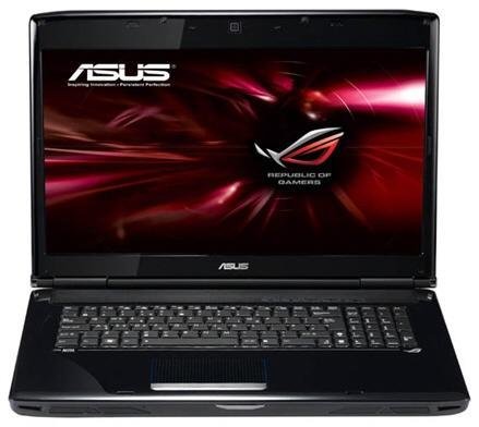 Ve ATi Mobility Radeon HD 5870'li ilk dizüstü bilgisayar göründü; Asus G73J
