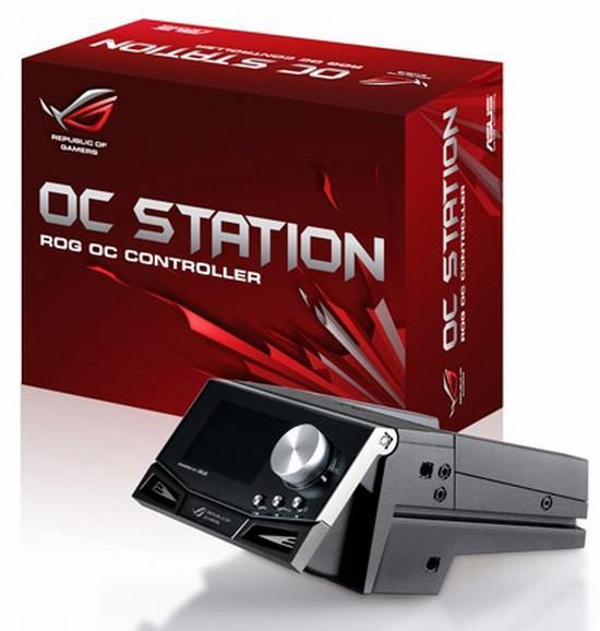 Asus'dan hız aşırtmacılar için yeni donanım; ROG OC Controller