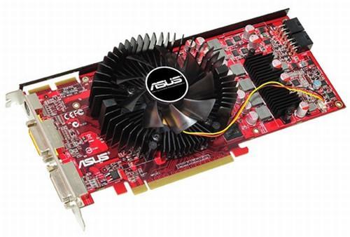 Asus özel tasarımlı yeni Radeon HD 4870 modelini gösterdi