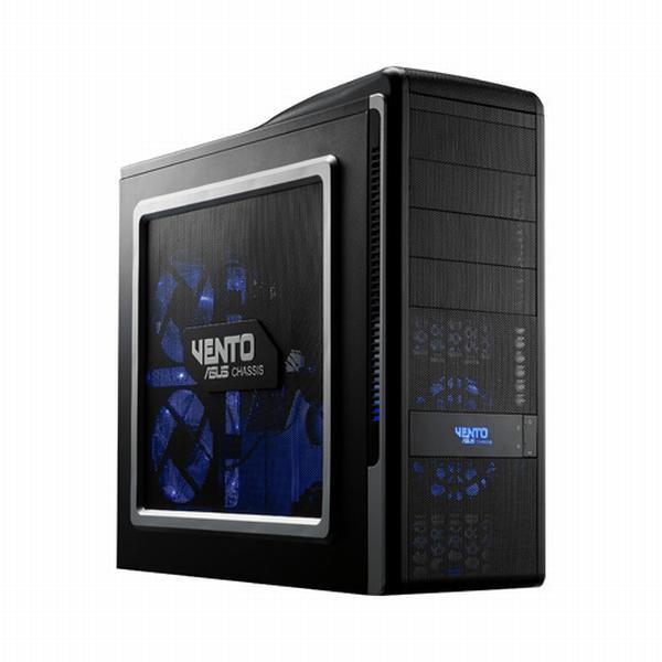 Asus'dan Vento serisi yeni bilgisayar kasası; TA-M2