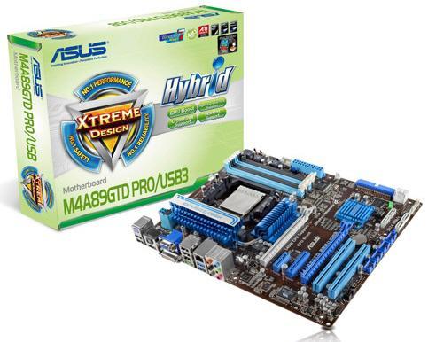 Asus, AMD'nin Phenom II X6 işlemcilerine 12 anakartla hazırlanıyor