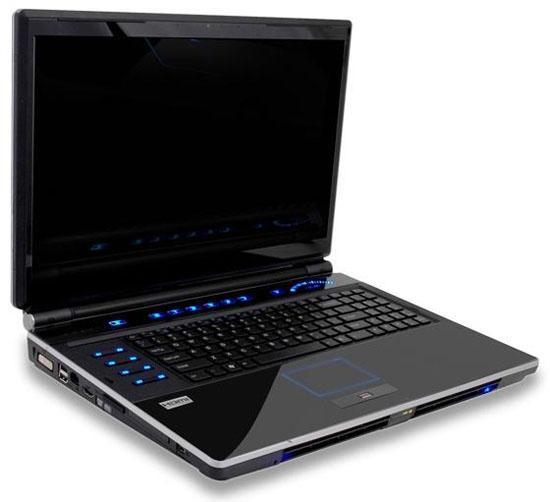 BFG'den yüksek performans sınıfı yeni dizüstü bilgisayar: Deimos X-10