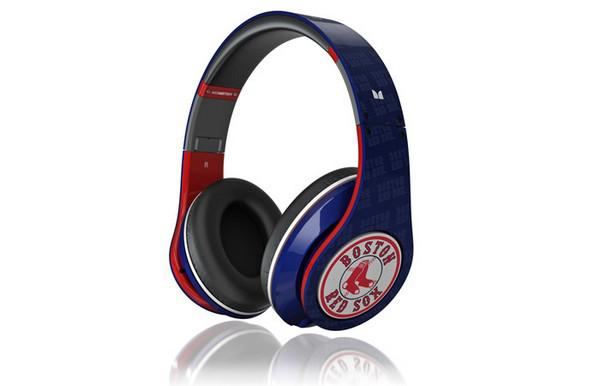 Red Sox temalı Beats By Dr. Dre