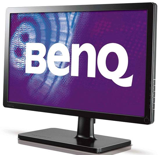 BenQ LED backlit teknolojili iki yeni monitör hazırladı: V2210 ve V2410