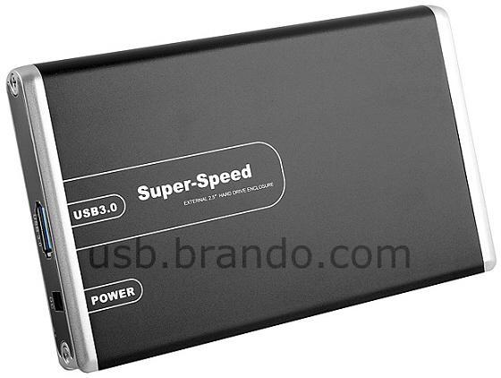 Brando USB 3.0 destekli harici disk kutusunu satışa sundu