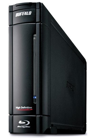 Buffalo USB 3.0 destekli harici Blu-ray sürücüsünü duyurdu