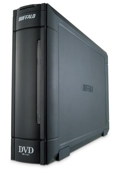Buffalo 24x hızında kayıt yapabilen harici DVD yazıcı hazırladı