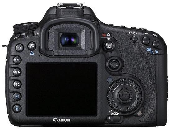Canon yeni kamerası EOS 7D'yi resmi olarak duyurdu